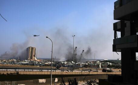 Imagini după explozia din Beirut, Liban - 13