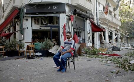 Imagini după explozia din Beirut, Liban - 14