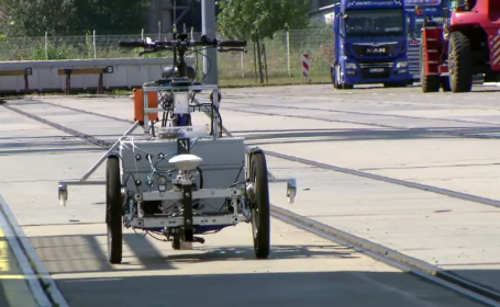 bicicleta autonoma
