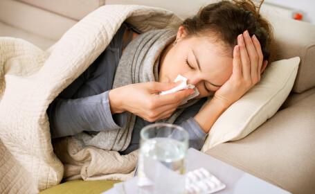 Studiu: Răceala pregăteşte sistemul imunitar pentru a combate COVID-19