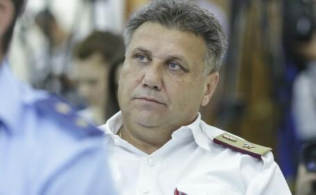 Secretarul de stat colonel medic Ionel Paul Oprea
