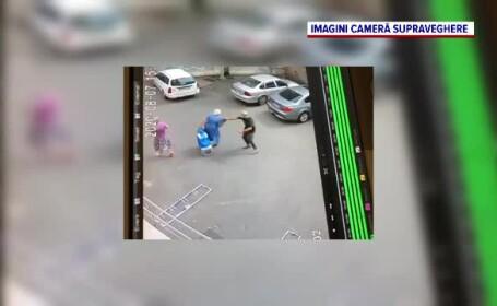 O bătrână a fost tâlhărită în Timișoara. Un bărbat i-a smuls lanțul de aur de la gât