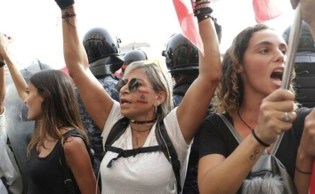 proteste in Liban