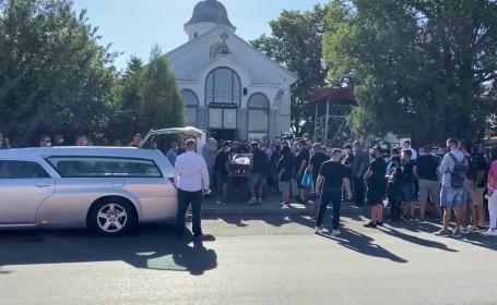 Poliţia Română explică măsurile luate la înmormântarea lui \