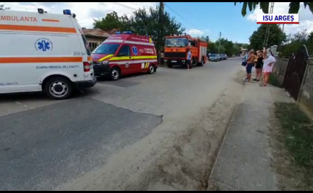 Ambulanțe în Argeș