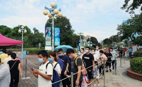 Imaginile care vor înfuria toată PLANETA! Ce se întâmplă la Wuhan, locul unde a luat viață Covid-19, în plină pandemie