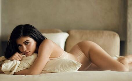 Fără nicio rușine! Kylie Jenner, poza topless la a 23-a aniversare! Instagramul a luat foc: 9 milioane de aprecieri