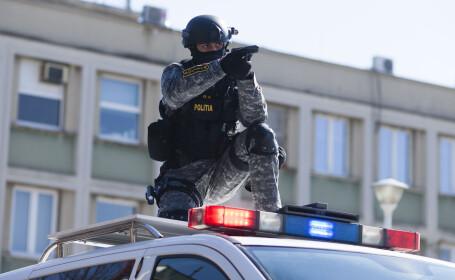 Atac în plină stradă la Timișoara. Ghinionul incredibil de care a avut parte tâlharul