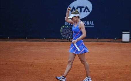 Victorie pentru Simona Halep în turul doi al turneului de la Praga