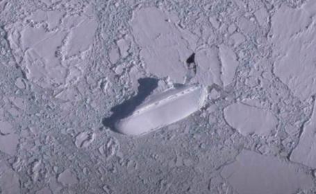 gheata antarctica