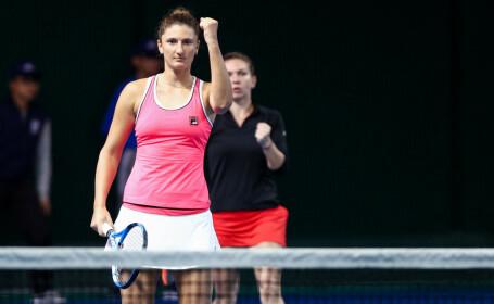 Semifinală românească la Praga. Irina Begu va juca împotriva Simonei Halep, după un meci care a durat 2 zile