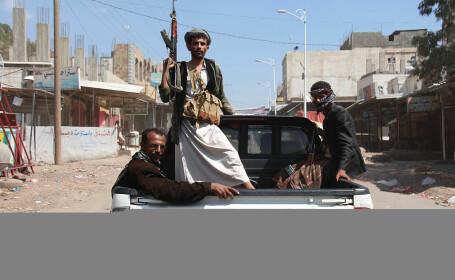 Execuție șocantă în Yemen. Al-Qaida a răstignit un dentist acuzat de spionaj