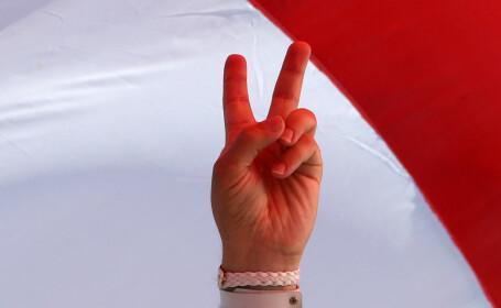 Protest în Belarus