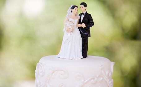 """Doi miri au rămas îngroziți când au văzut tortul la nuntă: """"Arăta ca o bucată de carne de vacă mutilată"""". FOTO"""