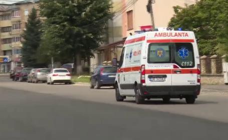 """Un pieton, rănit grav, după ce a fost izbit de o mașină: """"Am comis-o. Bine că nu l-am omorât"""""""