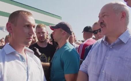 Câte voturi ar fi primit de fapt lidera opoziției din Belarus. Gestul neașteptat făcut de Lukașenko