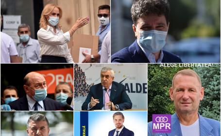 candidati primaria capitalei 2020