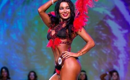 O campioană mondială la bikini fitness, absolventă de Teologie, candidează la Primăria Rădăuți