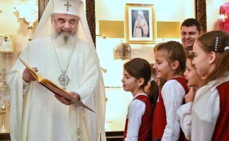 Patriarhul cere note, şi nu calificative, la orele de Religie. \