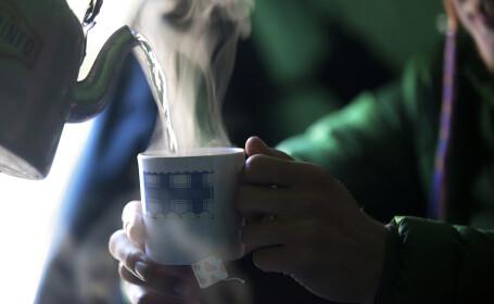 Ceaiul otrăvit, folosit drept \