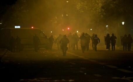 FOTO&VIDEO Violențe la Paris în timpul şi după finala Ligii Campionilor, pierdută de PSG