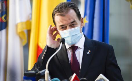 Ce spune Orban despre obligativitatea purtării măștii în casă