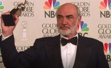 Sean Connery împlinește azi 90 de ani. Rolurile celebre care i-au definit cariera