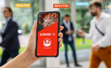 A apărut prima aplicație anti-COVID românească. Cum funcționează