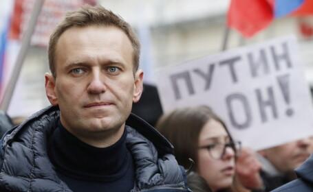 Germania respinge acuzaţiile Rusiei în legătură cu ancheta în cazul Navalnîi