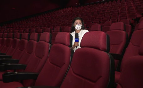 Cinematografele din mall-uri ar putea rămâne închise din cauza pop-corn-ului