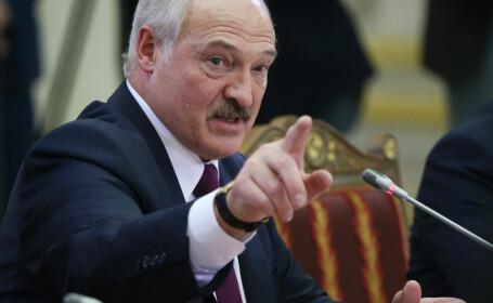 """Lukașenko amenință UE. """"Să vedem cui îi e frică! Le vom arăta ce înseamnă sancţiuni"""""""