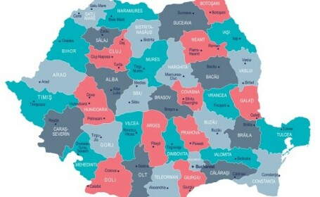Coronavirus România. Unde s-au înregistrat cele mai multe cazuri de Covid-19 în ultimele 24 de ore