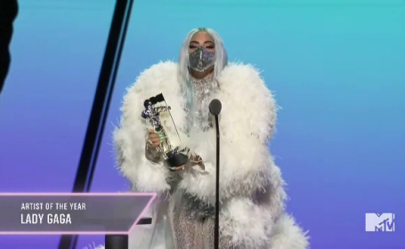 Cum s-a îmbrăcat Lady Gaga la MTV Video Awards