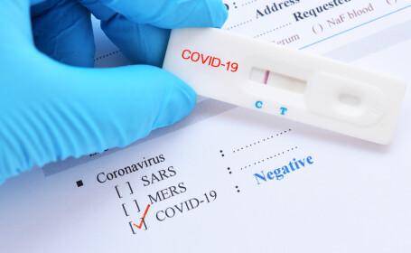 Zeci de adeverințe false cu test negativ PCR, depistate la frontieră în județul Arad