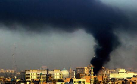 Atentat terorist in Bagdad