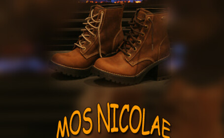 Mos Nicolae a adus si anul acesta cadouri si nuieluse!