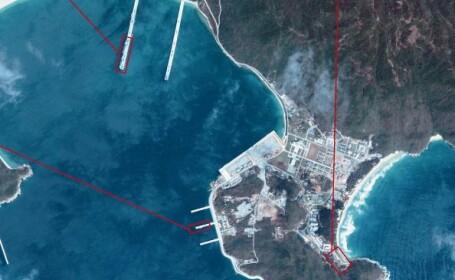 Baza din insula Hainan