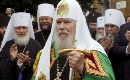 Doliu in Rusia, la funeraliile Patriarhului Alexei al II-lea