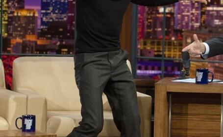Tom Cruise la Tonight Show with Jay Leno