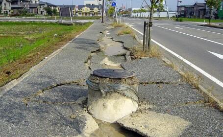Suedia zguduita de un cutremur de 4,7 pe scara Richter
