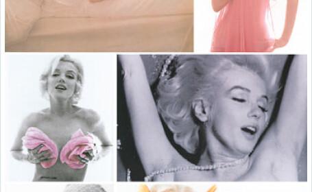 Marilyn Monroe fotografiata de Bert Stern