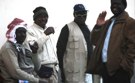 Romania va oferi azil politic refugiatilor sudanezi