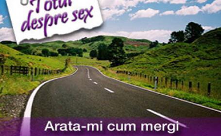 Totul despre sex: arata-mi cum mergi ca sa stiu ce fel de orgasm ai