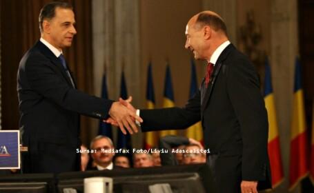 Traian Basescu vs. Mircea Geoana