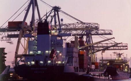 Portul Rotterdam