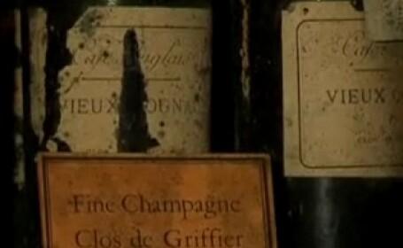 Tare vechi! 25.000 de euro pentru o stica de coniac de acum 221 de ani!