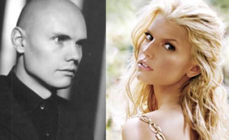 Jessica Simpson, Billy Corgan