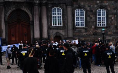 Arestari in masa in Copenhaga, la summitul impotriva incalzirii globale