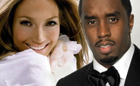 P Diddy, Jennifer Lopez
