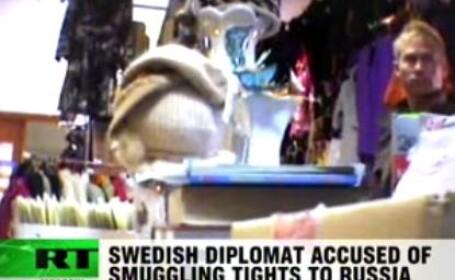 diplomat suedez